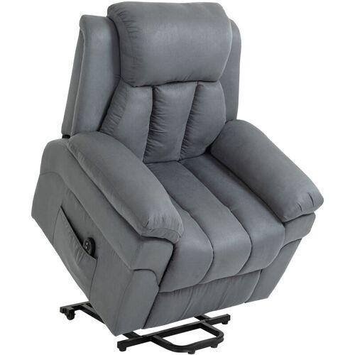 HOMCOM ® Fernsehsessel elektrisch Aufstehsessel Relaxsessel Sessel