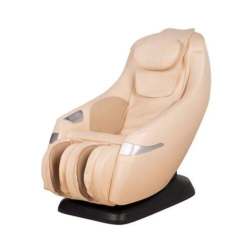Home Deluxe - Massagesessel Attiva - beige I Massagestuhl, Relaxsessel,