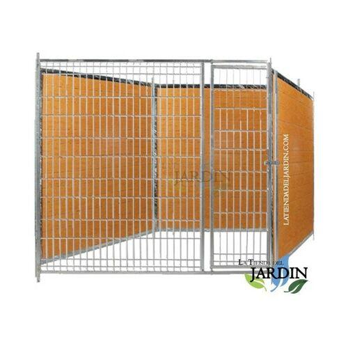 SUINGA Hundeboxen 150x200 Labrador Luxe ohne Dach