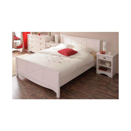 PARISOT Jugendzimmer Marion 4-tlg inkl. Kommode + Bett 160*200 cm + 2