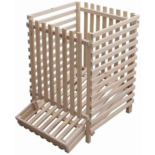 H.G Kartoffelkiste Holz 100kg Buche Kartoffellager Obstkiste Kiste Box