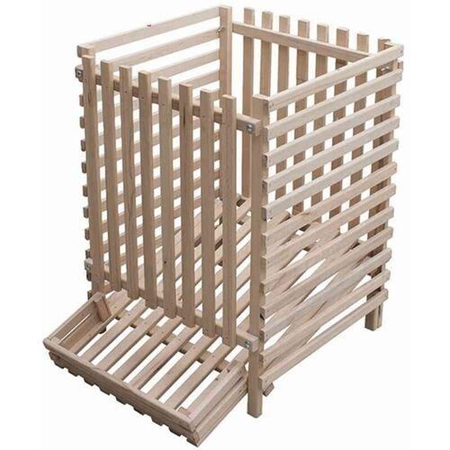 H.G Kartoffelkiste Holz 150kg Buche Kartoffellager Obstkiste Kiste Box