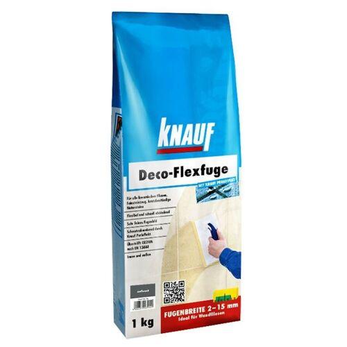 KNAUF Deco-Flexfuge baligrau, 1 kg - Knauf