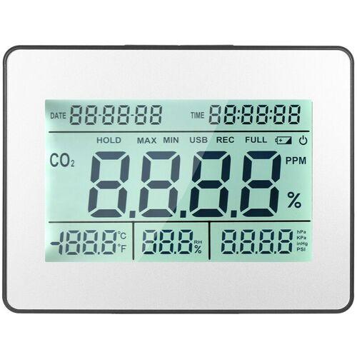 ASUPERMALL Kohlendioxid-Detektor-Air Quality Monitor Messgerat Mit