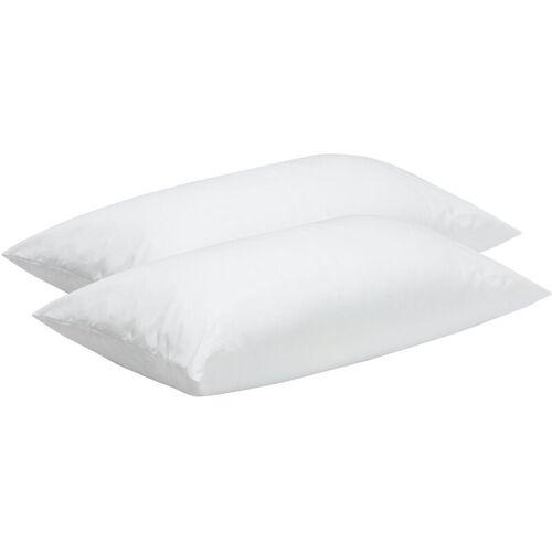 PIKOLIN HOME Kopfkissen Fibra Soft, Milbenschutz, Festigkeit mittel-soft Kissen 60