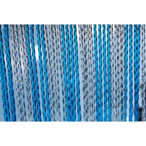 LA TENDA Türvorhang RIMINI 3 Raumteiler Fliegenvorhang Terrassentür