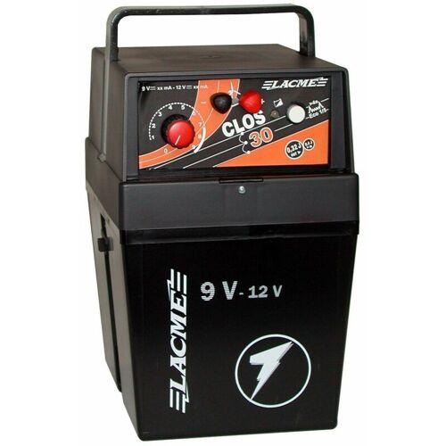 LACME Lacmé CLOS 30 Weidezaungerät 9V, 0,32 J, Elektrozaungerät inkl. Batterie