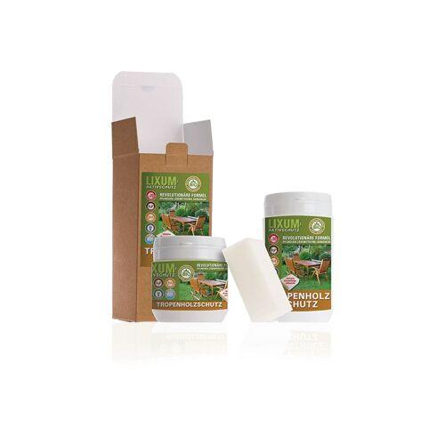 LIXUM Tropenholzschutz Teak, farblos, 3 Liter - Lixum