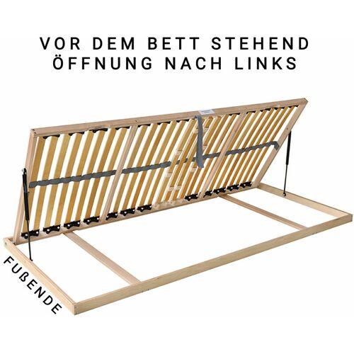 Betten-abc - MaDeRa 7-Zonen-Lattenrost für Bettkastenfunktion,28