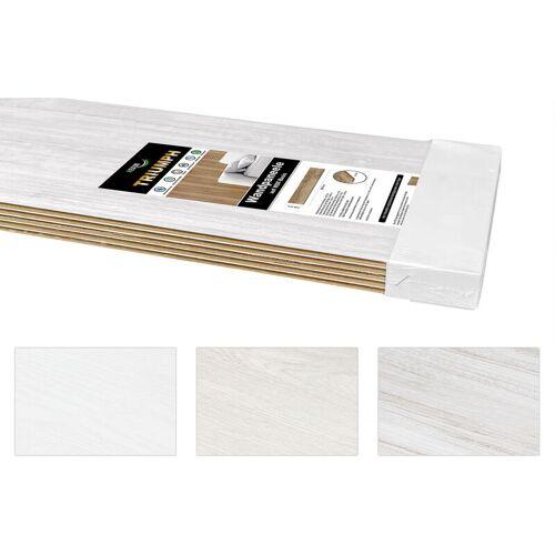 HEXIM MDF Wand- & Deckenpaneele 200x23,8cm, Nullfugen Steckpaneele aus Holz,