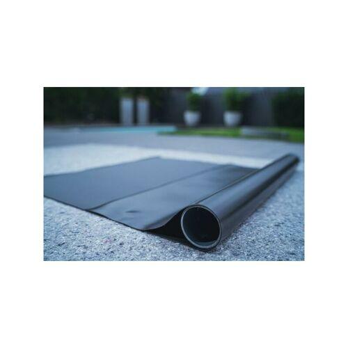 SIKA PVC Teichfolie schwarz in einer Stärke von 1.50 mm, Maß: 14 x 14,5