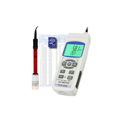 PCE INSTRUMENTS REDOX-Messgerät PCE-228-R inkl. Redox-Elektrode (ORP)