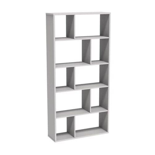 HABITAT ET JARDIN Regal Margot - 73 x 29 x 178 cm - Weiß