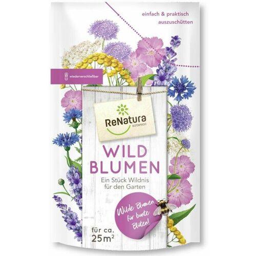 ReNatura® Wildblumen 0,275 kg Blumensamen Blühnmischung