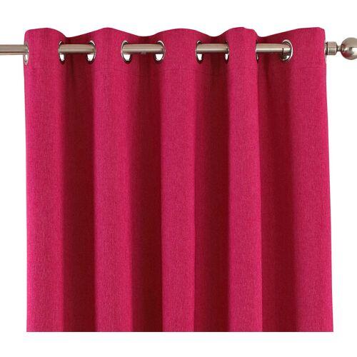 RIVA HOME Eclipse Verdunklung Vorhänge mit Ösen (229cm x 183cm) (Pink) - Riva Home