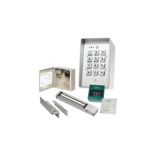 RS PRO Zutrittskontrolle, Zugangskontrolle Set, 12V
