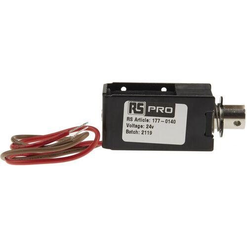 RS PRO Linearer Magnetschalter, 80 W, 24 V, 12mm 30mm 27mm 53.5mm, 30 x 27 x