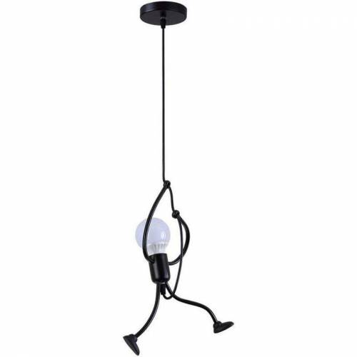 BETTERLIFE Schlafzimmer Nachttischlampe Flur Kronleuchter Lampe (Einkopf