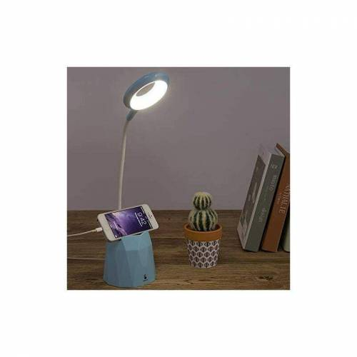 BRIDAY Schreibtischlampe, dimmbare Led-Schreibtischlampe,
