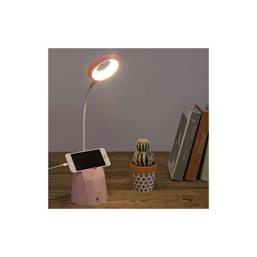 BRIDAY Schreibtischlampe, dimmbare Led-Schreibtischlampe, Tischlampe zum