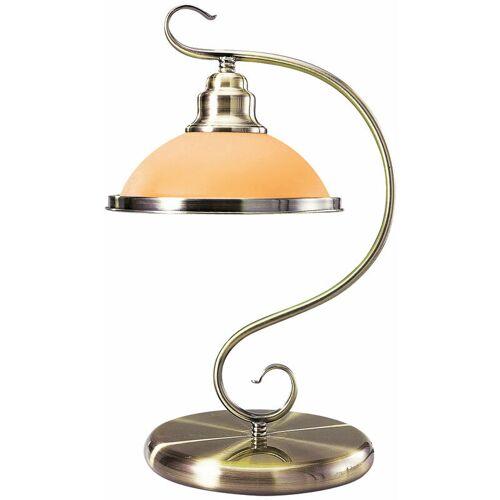 ETC-SHOP Schreib Nacht Tisch Lampe Wohn Ess Schlaf Zimmer Landhaus Stil