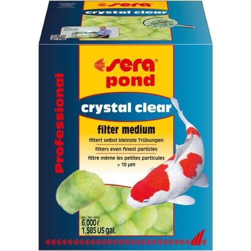 SERA crystal clear Professional für 6000L Filtermedien Aquarium Gartenteich