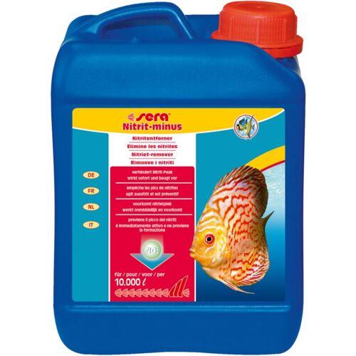 sera Nitrit minus 2500 ml Süßwasser Wasserwerte