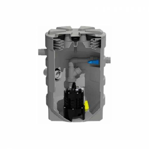SFA Sanifos 280 1 GR S Abwasserhebeanlage Hebeanlage Unterflurmontage