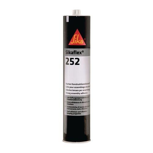 SIKA 7195 Konstruktionsklebstoff flex®-252 schwarz 300 ml - Sika