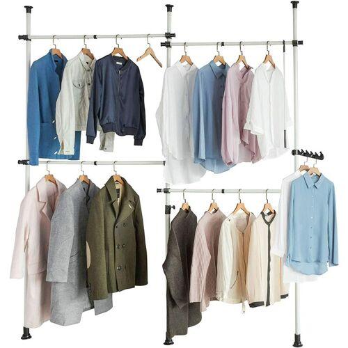 SOBUY Regalsysteme Kleiderständer Ordnungssystem KLS03 - Sobuy