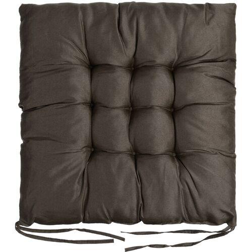 KINGSO Soft Chair Sitzkissen Quadratische Sitzkissenmatte für Cafe Garden
