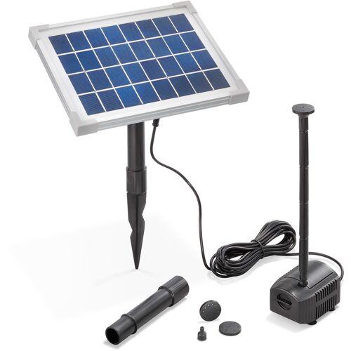 ESOTEC Solar Teichpumpe 5W 250l/h Solarpumpe Gartenteich Springbrunnen 101909