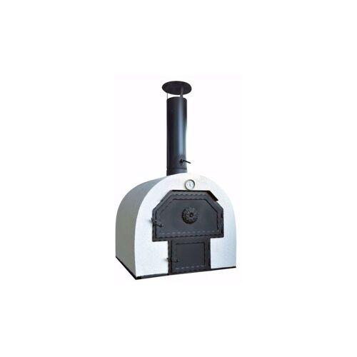 ACERTO® Acerto ® - Steinbackofen für den Garten 62x62cm Schamottstein Pizzaofen