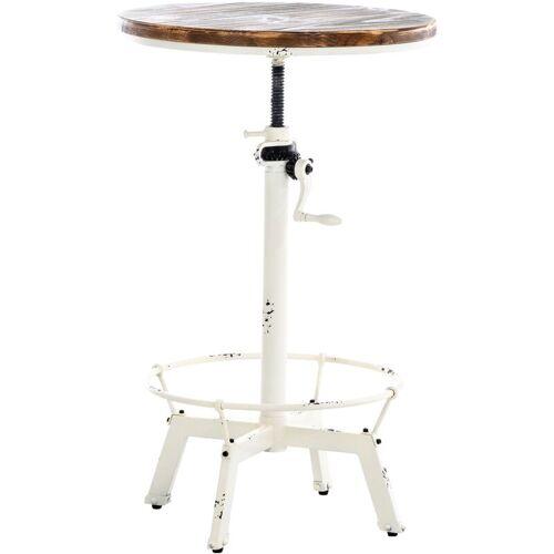 CLP Tisch Malita-antik_weiß