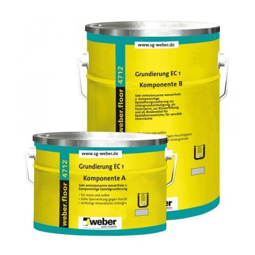 Weber floor 4712 - Epoxidharzgrundierung, 30 kg