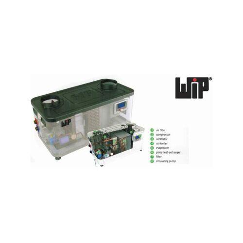 WIP Luftwärmepumpe Wärmepumpe HP ALFA 2,4 kW 230/50Hz zur Ladung eines