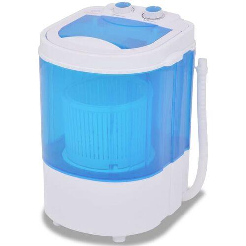 YOUTHUP Mini-Waschmaschine mit Schleuder und 1 Kammer 2,6 kg