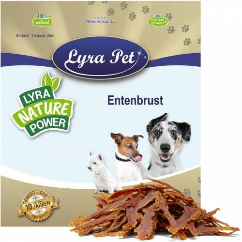 LYRA PET 15 kg ® Entenbrust - Lyra Pet
