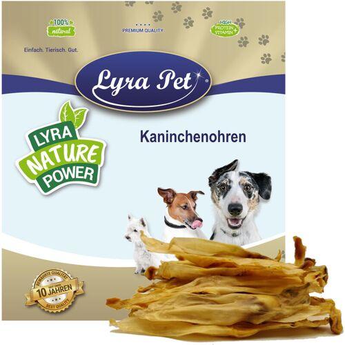 LYRA PET 20 kg ® Kaninchenohren - Lyra Pet