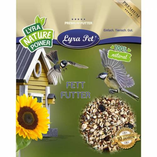 LYRA PET 10 kg ® Fettfutter HK Österreich - Lyra Pet