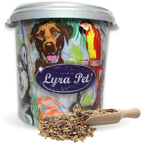 LYRA PET 10 kg ® Fettfutter HK Österreich in 30 L Tonne - Lyra Pet
