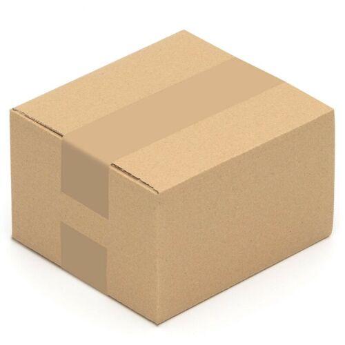 Kk Verpackungen - 1000 x Versandkartons 170 x 150 x 100 - Karton 1
