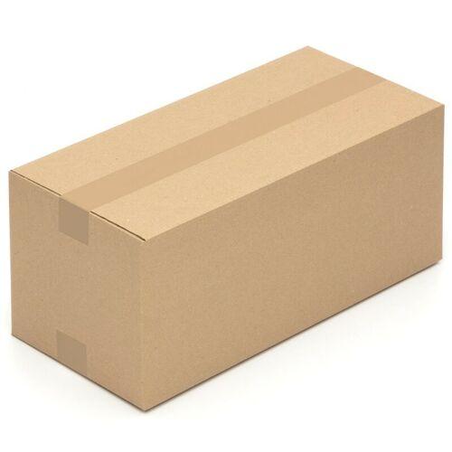 Kk Verpackungen - 1050 Kartons Faltkisten Faltkarton 460 x 220 x 200mm