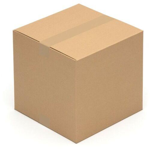 Kk Verpackungen - 150 Faltkisten Kartons Faltkartons 300 x 300 x 300mm