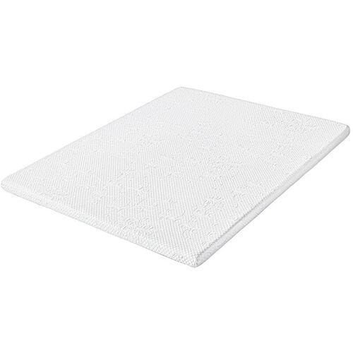 Augienb - 180 * 200 cm Dicke 4 cm Weiche und bequeme Matratzenauflage
