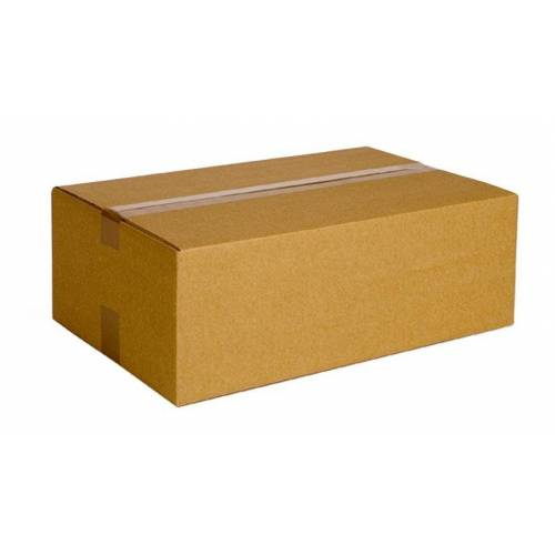 BB-VERPACKUNGEN OHG 200 Faltkartons 520 x 330 x 180 mm Faltkiste Versandkarton Pappkarton