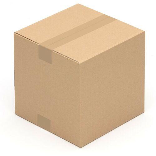 Kk Verpackungen - 200 x Versandkartons 250 x 250 x 250 mm - Karton