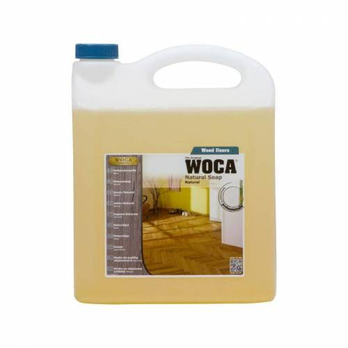 WOCA 2x 5L Holzbodenseife Natur - Woca