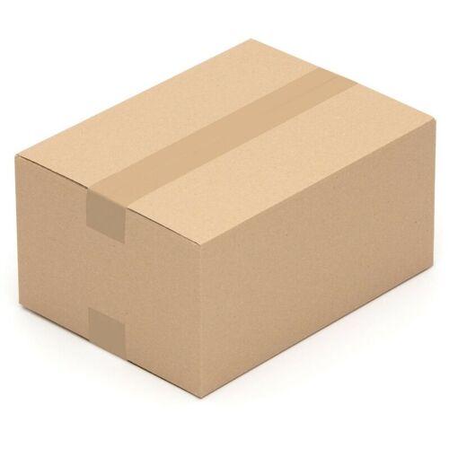 Kk Verpackungen - 300 Kartons Versandkisten 330 x 240 x 160 Verpackung