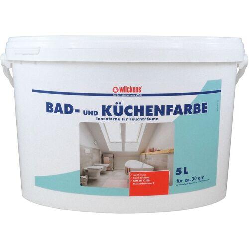 WILCKENS Bad- & Küchenfarbe Weiß 5 L 13490400_090 - Wilckens